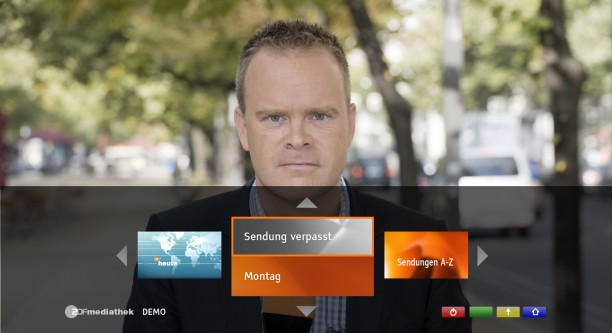 ZDF setzt auf Verbindung von TV und Interrnet