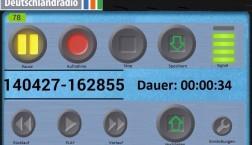Dradio Reporter App Konzept