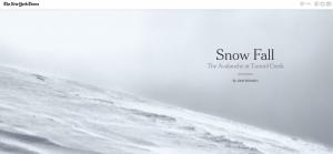 snowfall Screenshot