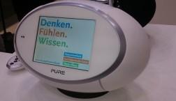 Internet-, Digital- und UKW-Radio vom Hersteller Pure