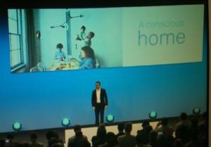 Nest Labs-Gründer Matt Rogers wirbt für die Vorteile des Smart Home
