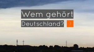 Wem gehört Deutschland?