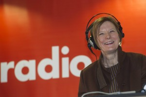Die BBC-Hörfunkdirektorin Helen Boaden (Foto: imago/Italy World Press)