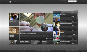 Screenshot ZDF Mediathek