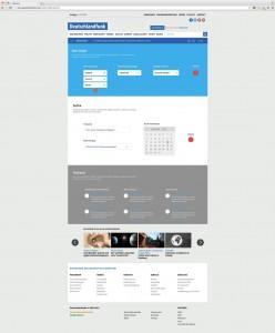 DRadio Mediathek Desktop