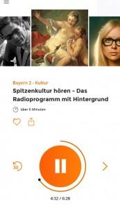 Screenshot der geplanten BR-App, Quelle: Daniel Büchele, Bayerischer Rundfunk