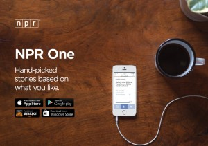 NPR One Screenshot (NPR)