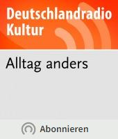 Podcastlogo mit Abobutton